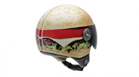 """BURGER"", el nuevo casco 3D VINTAGE II de NZI"