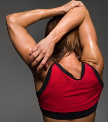 ¿Estirar entre las series de musculación?