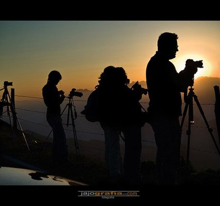 Fotógrafos, de Juan José Herrero