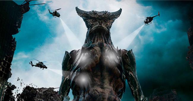 Colossal Monstruo