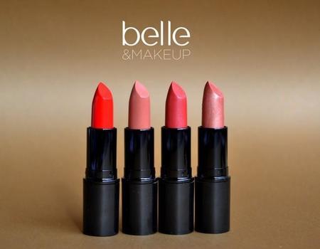 ¿Cómo vestirás tus labios esta nueva temporada? Belle & Make-up nos ayuda a decidirnos