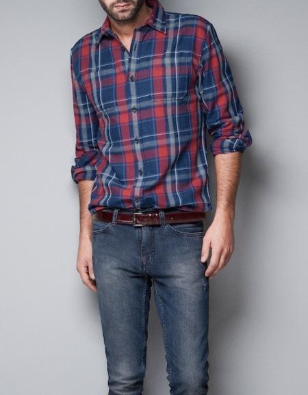 zara camisa