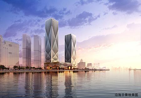 Hilton Dalian, el nuevo hotel del grupo en China