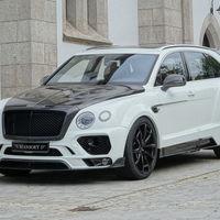 Mansory puso a dieta a la Bentley Bentayga y presentará esta versión adelgazada en el SEMA