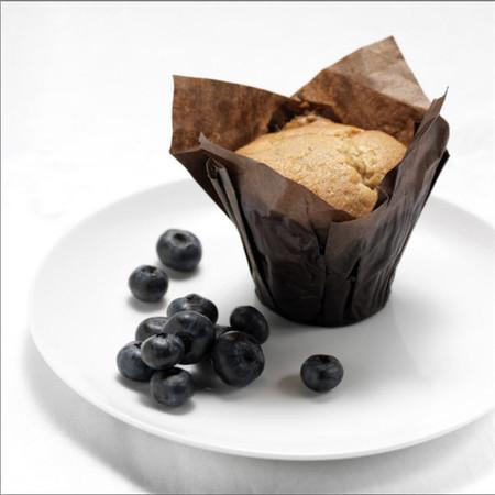 Muffins Genius de Arándanos