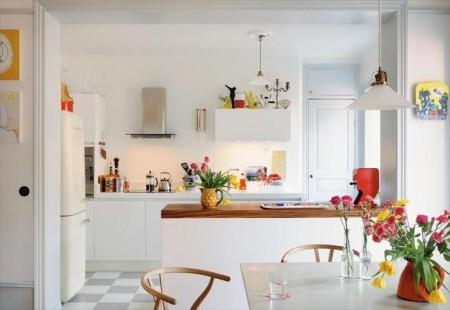 Foto de Casas que inspiran: aprovechar el espacio también en una casa amplia (2/12)