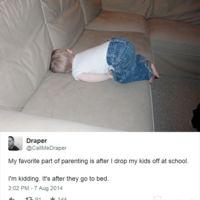 La paternidad y el descanso