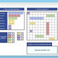 Hundir la Flota en Google Sheets: así puedes jugar con amigos online gracias al creador de esta loca hoja de cálculo
