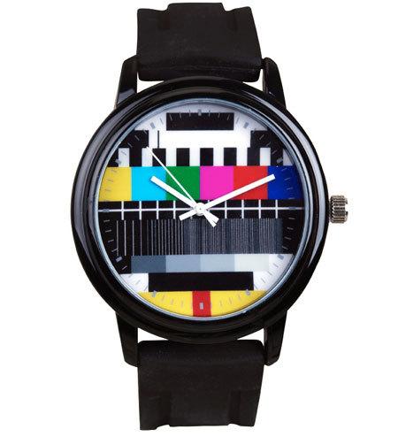 Reloj Retro Blanco