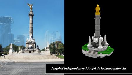 Angel Lego