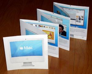 Nueva publicidad de Apple en la prensa escrita
