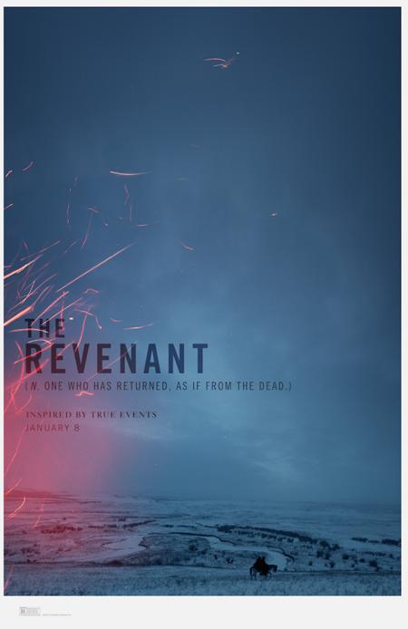 Mejores Posters 2015 Blogdecine Revenant