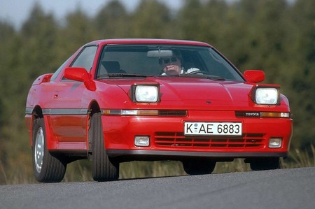 Toyota Supra 3 0i Turbo Targa Top Eu Spec 1