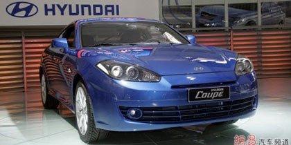 hyundai coupe 2007 espana: