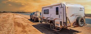 Si llevas caravana o remolque, esto es lo que debes tener cuenta para evitar multas de la DGT