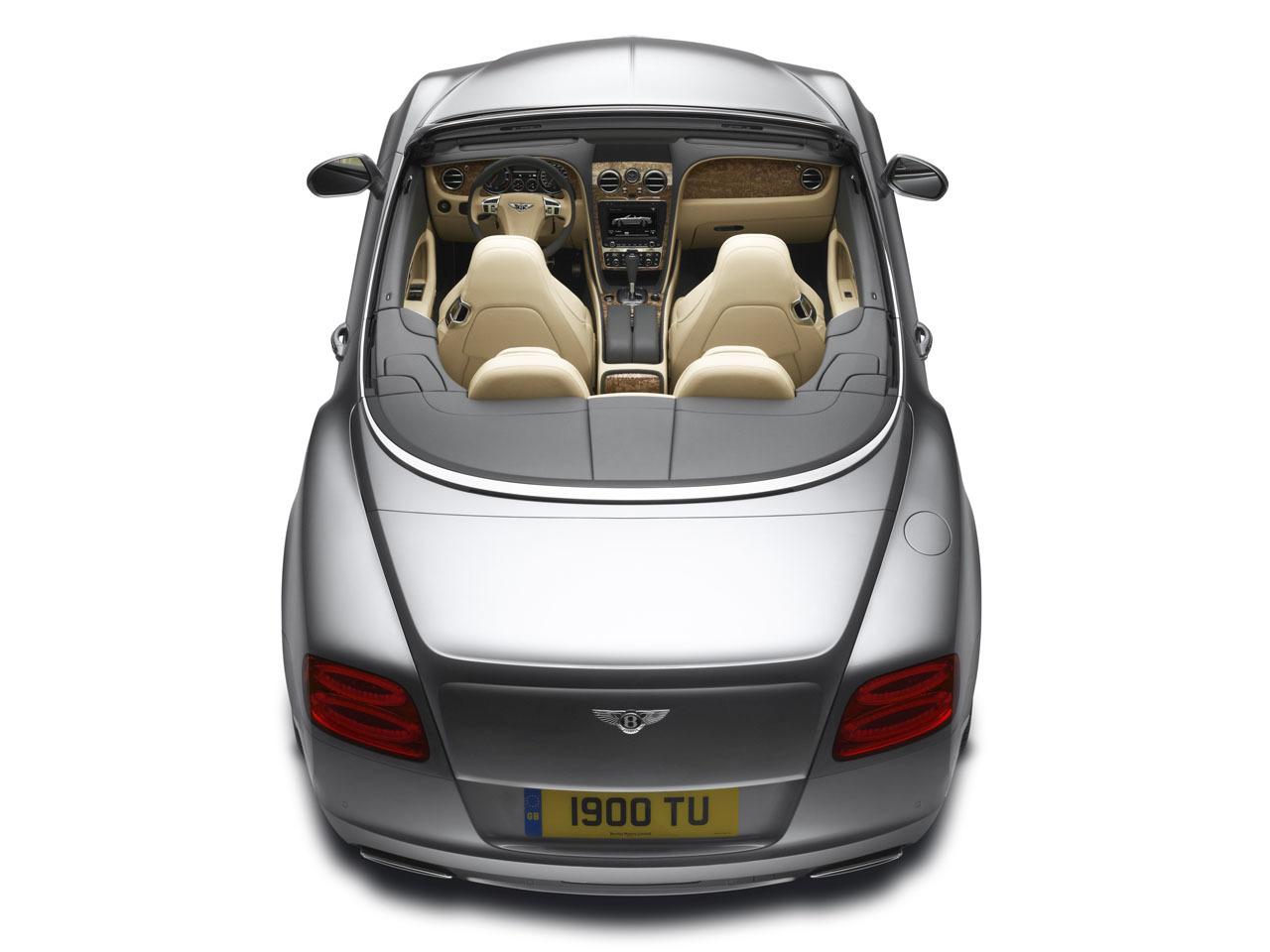 Foto de Bentley Continental GTC (7/12)