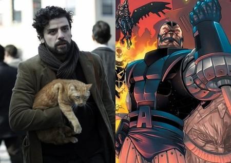 Oscar Isaac será el villano de 'X-Men: Apocalipsis'