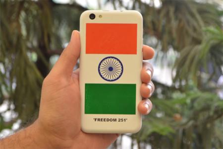 Lío de falsificación y licencias con los móviles indios de 3,5 euros