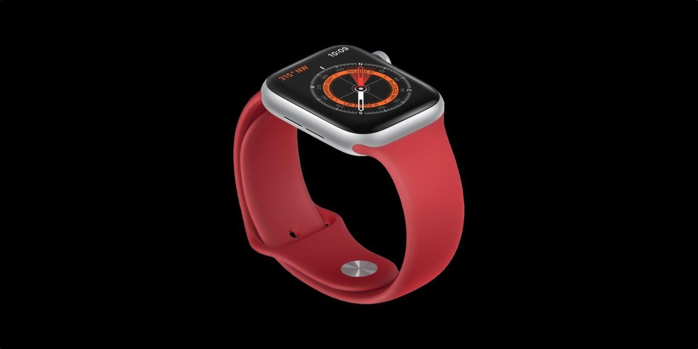 Cuidado con tu correa del Apple Watch 5