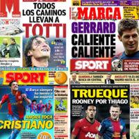 Guía para traducir a la prensa en la época de inventarse los fichajes de fútbol del año que viene