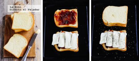 Sandwich Brie Prep