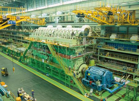 Así es el motor diésel más potente del mundo: descomunal, con 114.780 CV y tan alto como un edificio de cuatro plantas