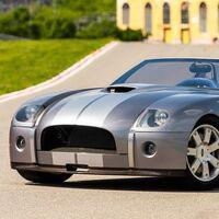 Ford Shelby Cobra Concept, la única unidad que existe en el mundo será subastada el próximo mes