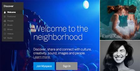 Myspace desactiva su look clásico y elimina sin avisar los posts de sus usuarios en el proceso