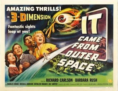 Ciencia-ficción: 'It Came From Outer Space' de Jack Arnold