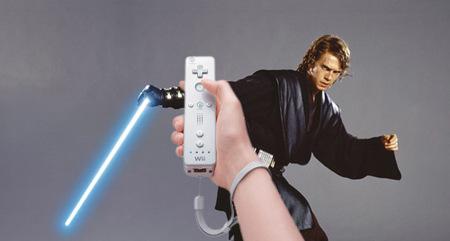 Confirmado, el juego de sables láser para Wii, es una realidad.