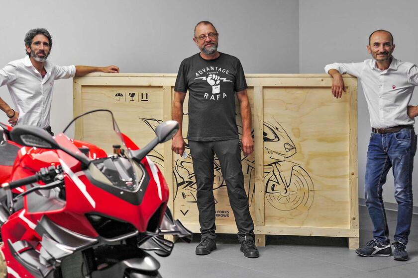 Ducati ve en los combustibles sintéticos una alternativa a corto plazo para las motos eléctricas