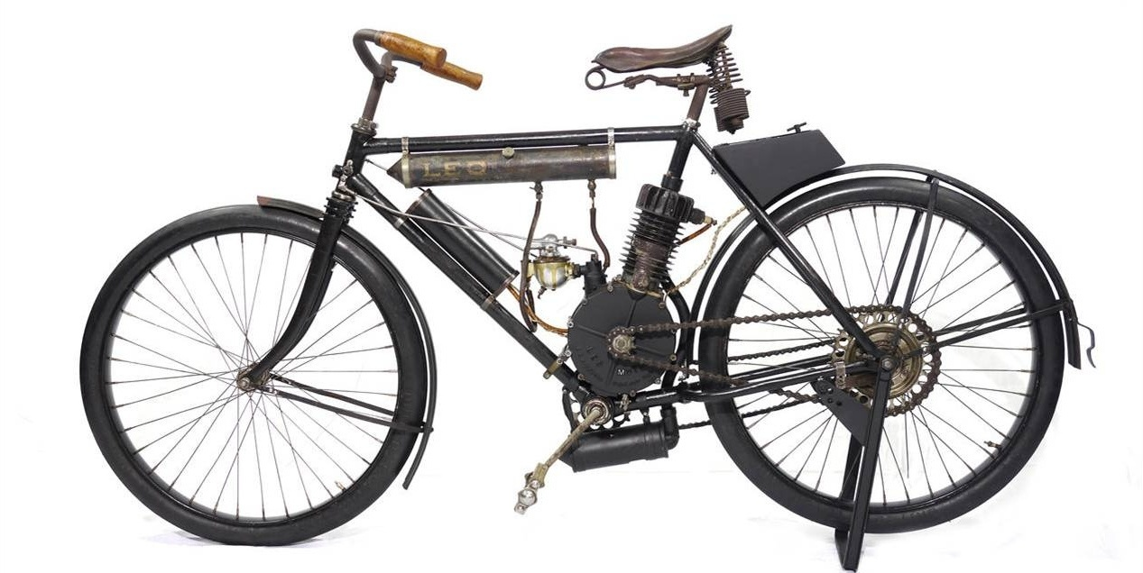 "Foto de L.A Mitchell Motor Company - ""LEO Two-Cycle"" de 1905 (1/11)"