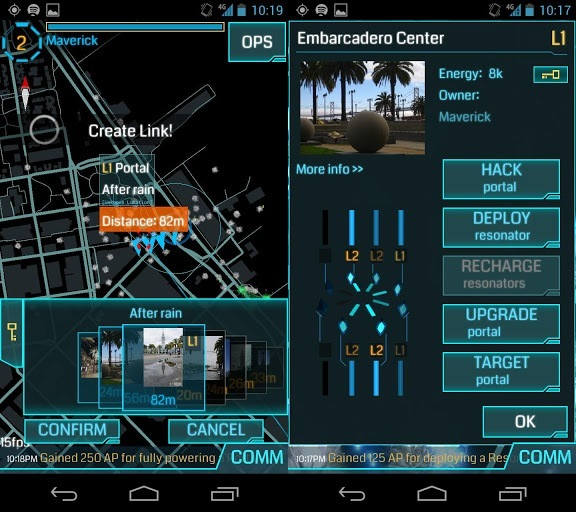 Ingress for Android