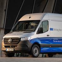 La Mercedes-Benz eSprinter llega a España: una furgoneta eléctrica de hasta 168 km de autonomía desde 53.050 euros