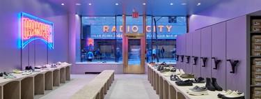 Espacios para trabajar: la tienda de Camper by Jonathan Olivares en el Rockefeller Center de Nueva York