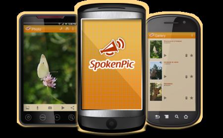Describe tus fotos de una manera diferente con SpokenPic