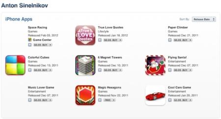 Apple retira una serie de aplicaciones fraudulentas de la App Store