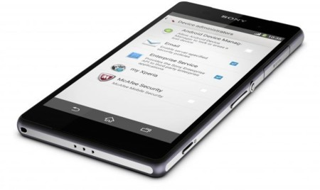 xperia bussiness