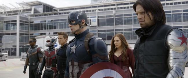 El bando del Capitán América