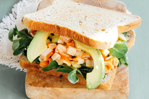 15 recetas de recetas de sándwiches para consentir a los niños