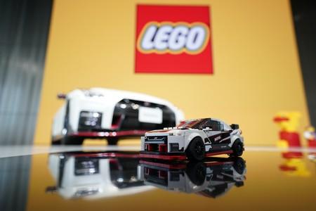 Lego Nissan Gt R Nismo 25