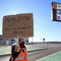 """Amazon anuncia mejoras salariales para sus empleados en Madrid, CC.OO. las rechaza: """"Esas condiciones empeoran a las actuales"""""""