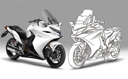 Honda Pan-European 2011, se apuntan a la moda de las filtraciones