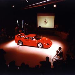Foto 14 de 17 de la galería ferrari-f40-30-aniversario en Motorpasión