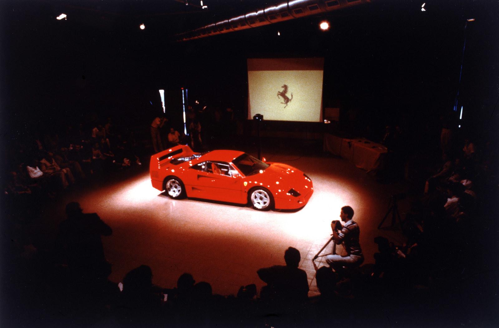 Foto de Ferrari F40, 30 aniversario (14/17)