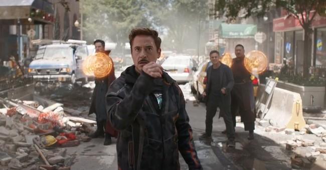 Aquí está el tráiler de 'Vengadores: Infinity War' ¡y es impresionante!