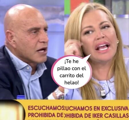 """Kiko Matamoros estalla contra 'Sálvame' tras ser acusado de mentiroso: """"¡Sois unos manipuladores!"""""""