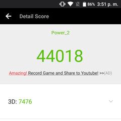 Foto 1 de 9 de la galería benchmarks-ulefone-power-2 en Xataka Android