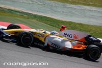 Todo listo para el Gran Premio de España de Fórmula 1