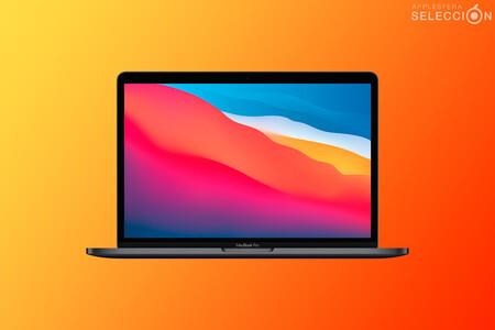 El MacBook Pro M1 sigue bajando de precio y está más barato que nunca en Amazon por 1.539 euros, con 512 GB de SSD